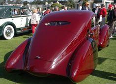 1932 ALFA ROMEO 8C 2300 BERLINETTA - by Carrozzeria Viotti of Turin.