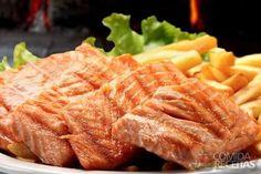 Receita de Filé de salmão assado em receitas de peixes, veja essa e outras receitas aqui!