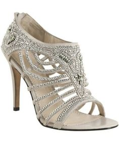 Jean-Michel Cazabat l  Gorgeous Shoe...would be so nice for grandsons wedding in March...all sold out right now :(