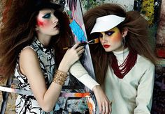 paint your dream: anna sokolova and liz kennedy by jamie nelson for vision china february 2015