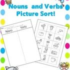 This a picture sort for students to sort nouns and verbs!   I hope you enjoy this free resource!   Please and rate and comment! Your feedback is very valuable!   1st Grade Salt Life
