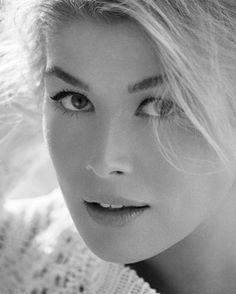 Rosamund Pike.                                                       …