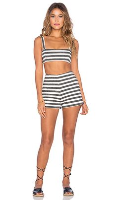 Shop for Mara Hoffman Cropped Top in Stripe Jacquard at REVOLVE. Free 2-3 day shipping and returns, 30 day price match guarantee.