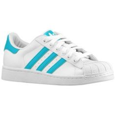 cute, clean and classic!    adidas Originals Superstar 2 - Boys' Grade School - Sport Inspired - Shoes - White/Lab Green