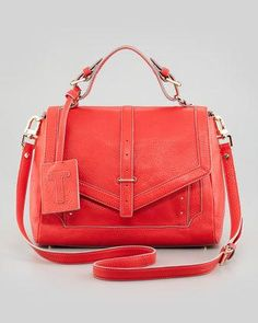 e838ff9a306b Tory Burch 797 Medium Leather Satchel Bag