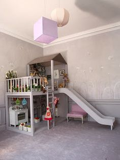 DECORACION:CUARTOS INFANTILES -CHILDREN ROOM DECORATION -DECORATION CHAMBRE ENFANTS | Decorar tu casa es facilisimo.com