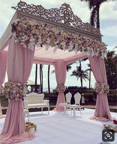 Dusty rose wedding - Fairytale wedding - Wedding alters - Wedding themes - L. Wedding Ceremony Ideas, Wedding Mandap, Wedding Ceremony Decorations, Wedding Themes, Wedding Colors, Wedding Dresses, Bouquet Wedding, Wedding Venues, Wedding Reception