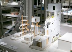 Yuta Tokunaga, director of a museum of architectural models, has selected his five favourite exhibits including works by Kengo Kuma and Shigeru Ban.
