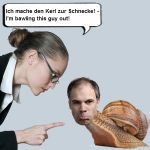 German Expression for English Term to Teach Someone Manners