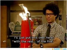 The IT Crowd Quotes and Images