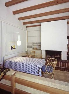 Interior Motives: Muuratsalo House, Alvar Aalto