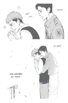 Even though it makes me cry myself to sleep, JeanMarco is life.