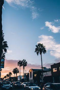 Abbot Kinney Blvd Venice Beach California