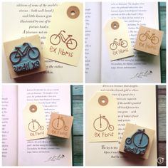 hand carver rubber stamps
