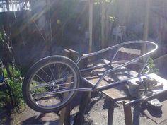 Trailer Monorueda para bicicleta (construccion propia) - Taringa!
