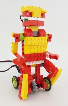 Juniorstem Lego Robot