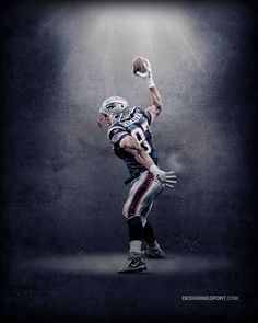 Rob Gronkowski, New England Patriots Comeback player of the year.