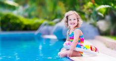 Summer is here! And with summer comes lots of pool time. After all, what toddler doesn't love the pool? Here are some pool safety tips for toddlers. Baby Swimming Lessons, Toddler Swimming, Swim Lessons, Sensory Activities, Infant Activities, Educational Activities, Beach Activities, Blocks For Toddlers, Summer Safety