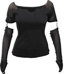 ASCENSION Spiral Womens Adjustable Shoulder Lace Top
