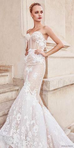 miriams bride 2018 bridal strapless sweetheart neckline full embellishment bustier elegant sexy mermaid wedding dress royal train (3) zv -- Miriams Bride 2018 Wedding Dresses