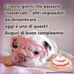 Ci sono giorni che passano inosservati... Auguri di buon compleanno! #compleanno #buon_compleanno #tanti_auguri
