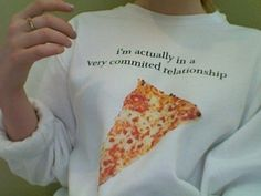 Pizza Grunge T-shirt - Shop for Pizza Grunge T-shirt on Wheretoget
