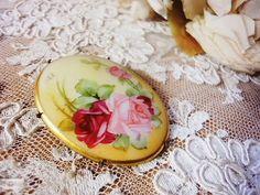 Eglantyne(エグランティーヌ) | アンティーク幸福論 | Shopのお知らせ Rose Pendant - Egg Design