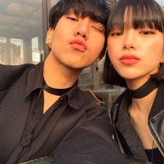 @kusuriyubi_ @princessexism | couple, korean and ulzzang