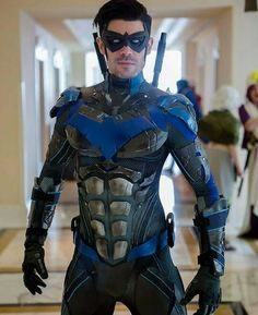 Robin Cosplay, Dc Cosplay, Male Cosplay, Best Cosplay, Cosplay Costumes, Dc Comics Heroes, Dc Comics Characters, Cosplay Characters, Graphic Novels