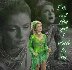 Tinkerbell - Once Upon a Time - OUAT - Rose mciver