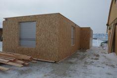 casa entramado ligero 104 m2 montaje Shed, Outdoor Structures, Home, Backyard Sheds, Coops, Barns, Tool Storage, Barn
