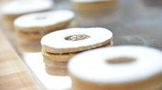 Amanda's Apple Cider Linzer Cookies | The Great American Baking Show