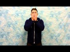 Touch Your Nose - Rhyme - YouTube