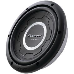 Pioneer TS-SW2501S2 10-Inch Shallow Subwoofer with 1200 Watts Max Power