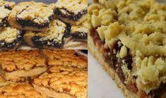Prajitura de post cu dulceata si aluat razuit No Cook Desserts, Spanakopita, Deserts, Cooking, Ethnic Recipes, Food, Kitchen, Essen, Postres