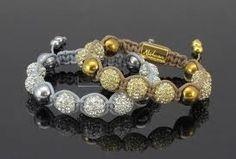 Kristalle und Hämatiten Glam Rock, Beaded Bracelets, Jewelry, Fashion, Crystals, Moda, Jewlery, Jewerly, Fashion Styles