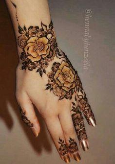 Rose henna