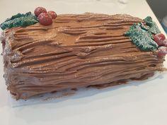 Buche De Noel for Christmas Dessert!