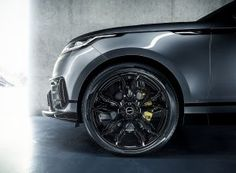 The Range Rover Velar redefined by Overfinch. Enhance your existing Range Rover or commission a bespoke Overfinch. The New Range Rover, Range Rover Supercharged, Alloy Wheel, Black Enamel, Behance, Cars, Trucks, Photoshoot, Studio