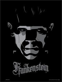 universal monster folio : frankenstein advance : variant edition