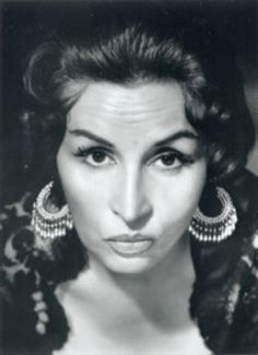 Tita Merello, Argentine actress and Tango Singer. Every Argentine much older that I know has loved this woman!