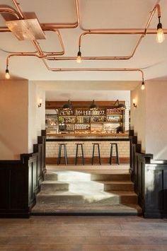 Lighting_Restaurant interior
