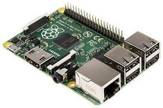 The Raspberry Pi B+ computer board is an upgraded version of the Pi B and can help you learn about programming and computing or you can create exciting, innovative projects.