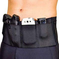 Concealed Carry Holster for Large Gun Concealment Concealed Carry Holsters, Iwb Holster, Edc, Inside The Waistband Holster, Firearms, Handgun, Shotguns, Self Defense, Black Belt