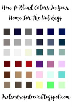 Check out my blog! http://irelandrosedecor.blogspot.com/2016/11/how-to-blend-colors-in-you-home-for.html Home decor, decor, decorating, blog, holidays, Christmas,
