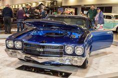 https://flic.kr/p/FkRUkd | Motorama Show Toronto 2016 | 1970 Chevelle SS