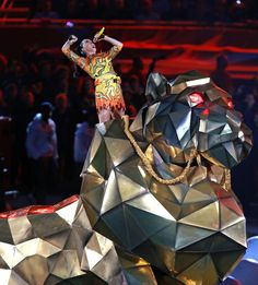 Katy Perry Super Bowl half time show | Boston Herald