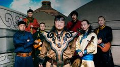 The Mongolian Invasion (Less Blood, More Music)