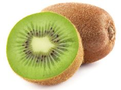 Kiwi-more Vitamin C than an Orange and less acids. Also has some Vitamin E but best of all those that ate Kiwis twice a day for 28 days were less prone to blood clots & lowered their triglycerides by 15%. Of course their wallets were lowered too!