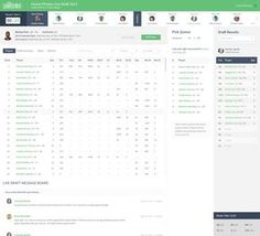 This is a great example of responsive data table UI & UX ...